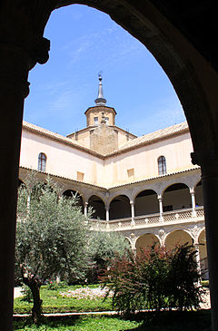 Toledo Museo Santa Cruz. Photo: Martin Putz